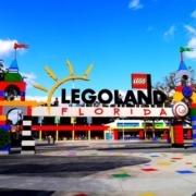 LegoLand Florida Entrance